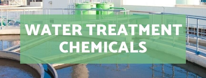 Water Treatment Chemicals, Highchem Trading, Manila, Philippines